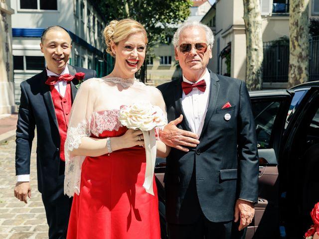 Le mariage de Chris et Claire à Charenton-le-Pont, Val-de-Marne 13