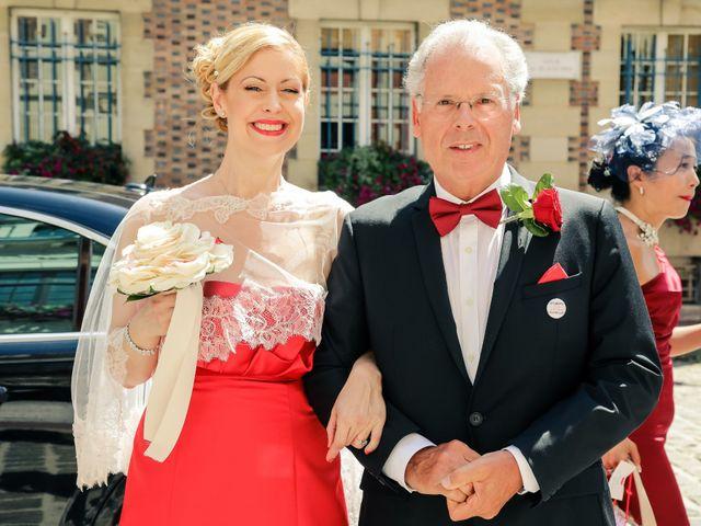 Le mariage de Chris et Claire à Charenton-le-Pont, Val-de-Marne 15