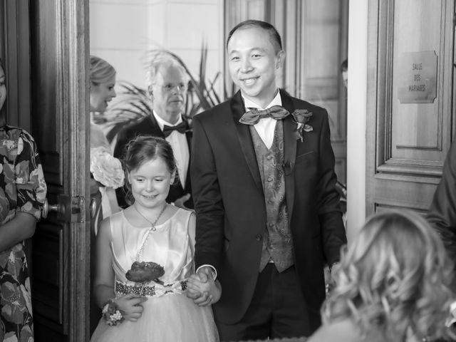 Le mariage de Chris et Claire à Charenton-le-Pont, Val-de-Marne 16