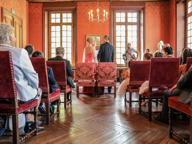 Le mariage de Chris et Claire à Charenton-le-Pont, Val-de-Marne 28