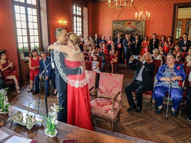 Le mariage de Chris et Claire à Charenton-le-Pont, Val-de-Marne 32