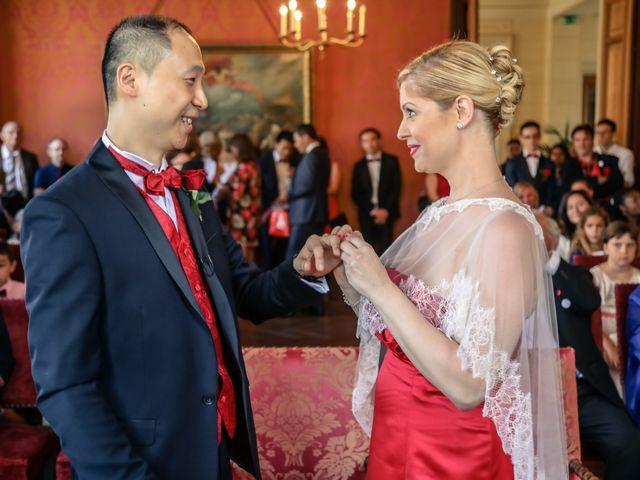 Le mariage de Chris et Claire à Charenton-le-Pont, Val-de-Marne 35