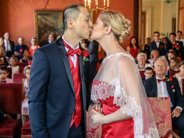 Le mariage de Chris et Claire à Charenton-le-Pont, Val-de-Marne 37