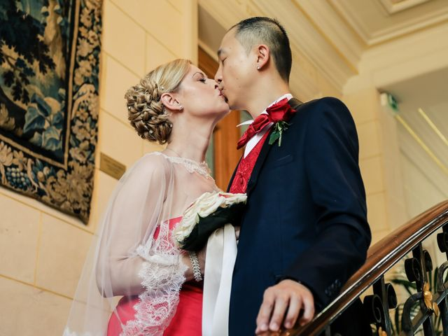 Le mariage de Chris et Claire à Charenton-le-Pont, Val-de-Marne 45