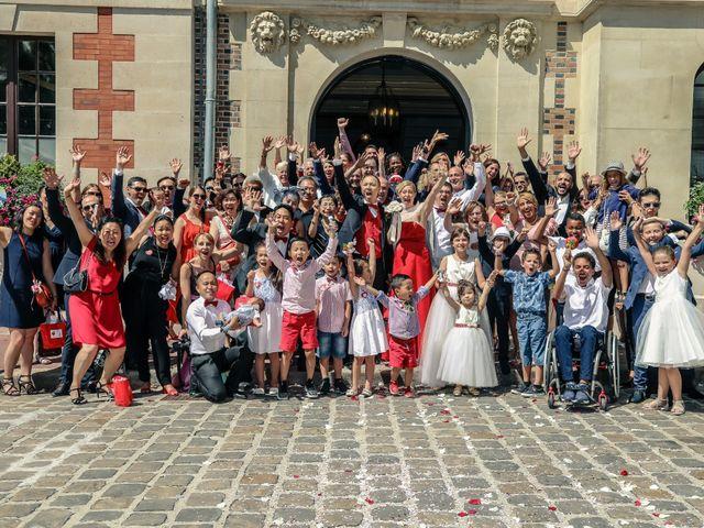 Le mariage de Chris et Claire à Charenton-le-Pont, Val-de-Marne 50