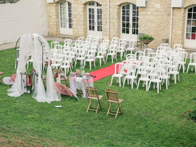 Le mariage de Chris et Claire à Charenton-le-Pont, Val-de-Marne 54