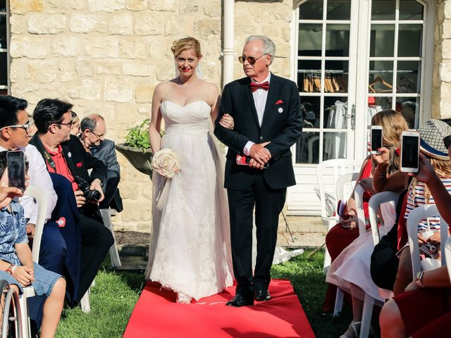 Le mariage de Chris et Claire à Charenton-le-Pont, Val-de-Marne 103