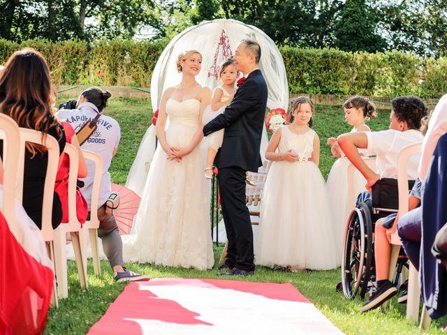 Le mariage de Chris et Claire à Charenton-le-Pont, Val-de-Marne 121