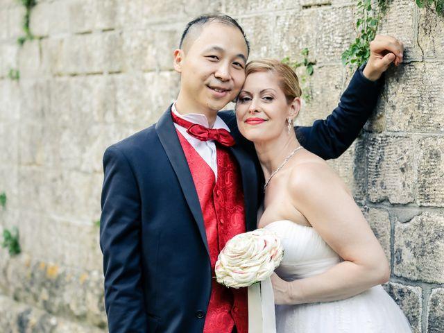 Le mariage de Chris et Claire à Charenton-le-Pont, Val-de-Marne 167