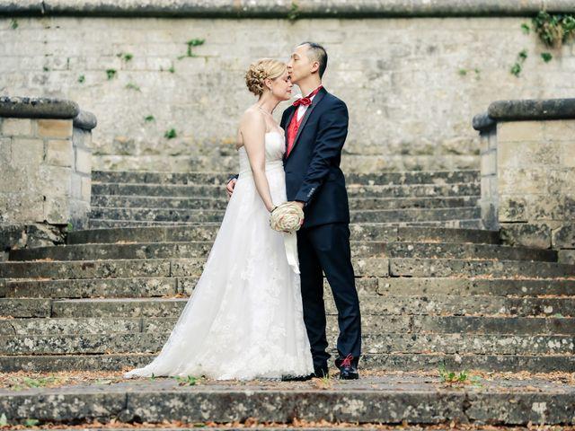 Le mariage de Chris et Claire à Charenton-le-Pont, Val-de-Marne 170