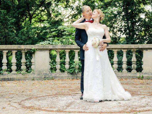 Le mariage de Chris et Claire à Charenton-le-Pont, Val-de-Marne 171