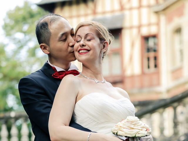 Le mariage de Chris et Claire à Charenton-le-Pont, Val-de-Marne 177
