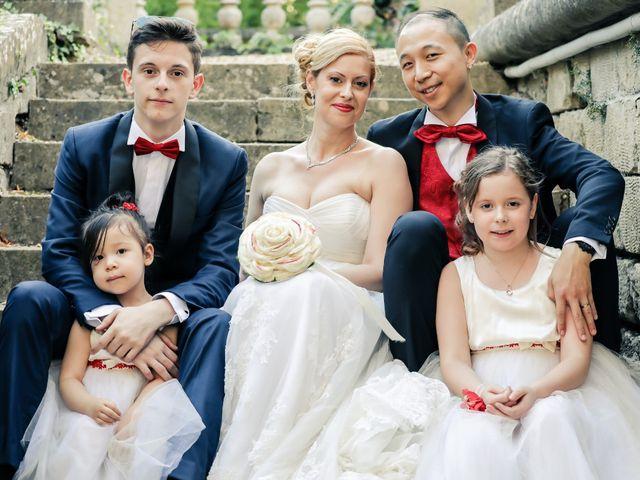 Le mariage de Chris et Claire à Charenton-le-Pont, Val-de-Marne 182