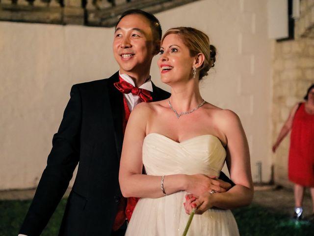 Le mariage de Chris et Claire à Charenton-le-Pont, Val-de-Marne 210