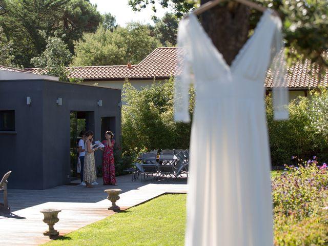 Le mariage de Amaury et Louise à Beaulieu, Hérault 17