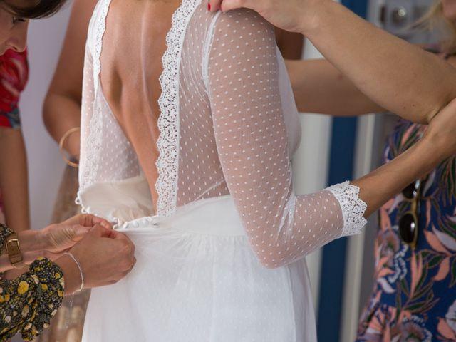 Le mariage de Amaury et Louise à Beaulieu, Hérault 34