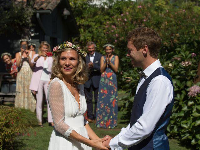 Le mariage de Amaury et Louise à Beaulieu, Hérault 42