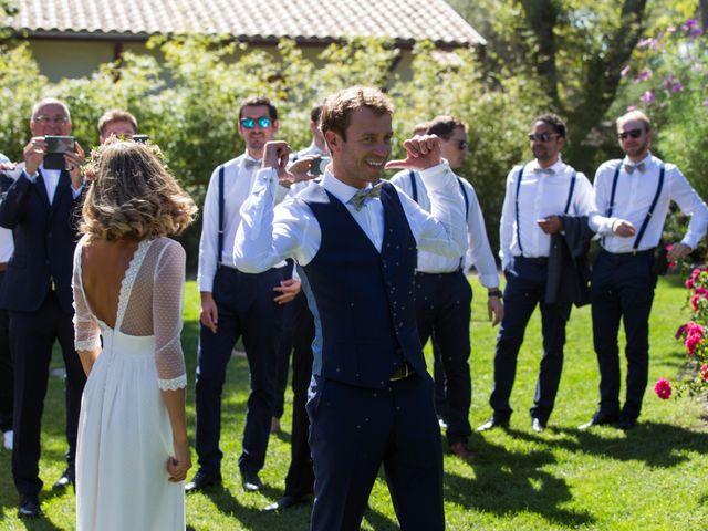 Le mariage de Amaury et Louise à Beaulieu, Hérault 44