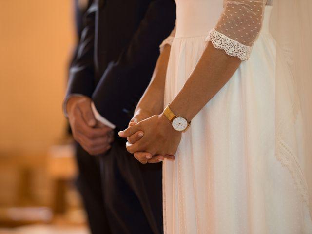 Le mariage de Amaury et Louise à Beaulieu, Hérault 51
