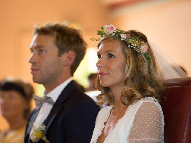 Le mariage de Amaury et Louise à Beaulieu, Hérault 55