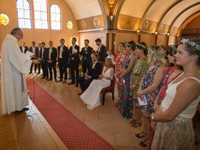 Le mariage de Amaury et Louise à Beaulieu, Hérault 56