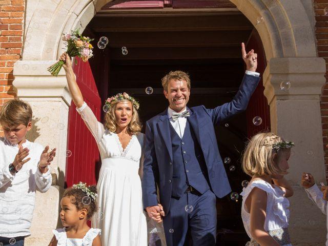Le mariage de Amaury et Louise à Beaulieu, Hérault 61
