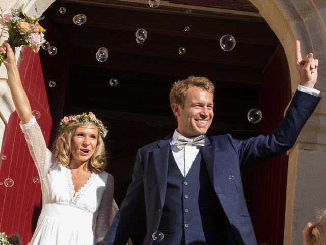 Le mariage de Amaury et Louise à Beaulieu, Hérault 63