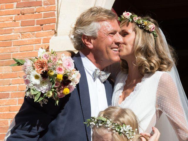 Le mariage de Amaury et Louise à Beaulieu, Hérault 64