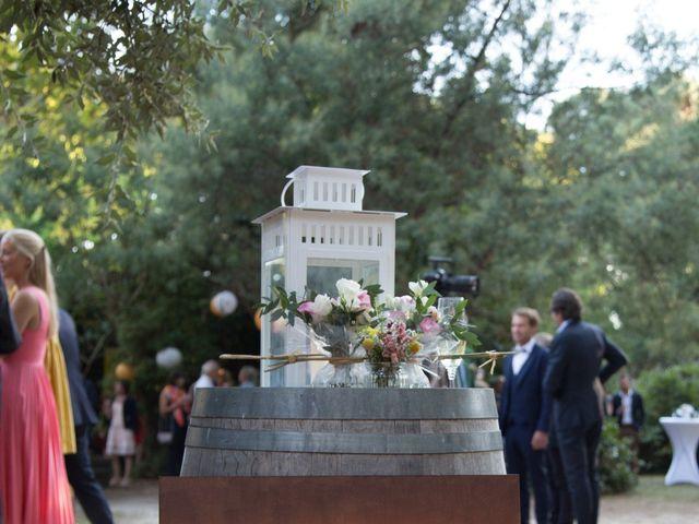 Le mariage de Amaury et Louise à Beaulieu, Hérault 84