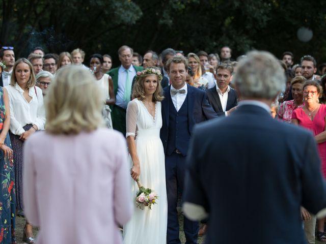 Le mariage de Amaury et Louise à Beaulieu, Hérault 86