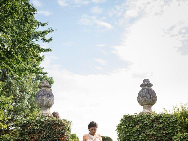 Le mariage de Vincent et Cécilia à Peyrillac-et-Millac, Dordogne 3