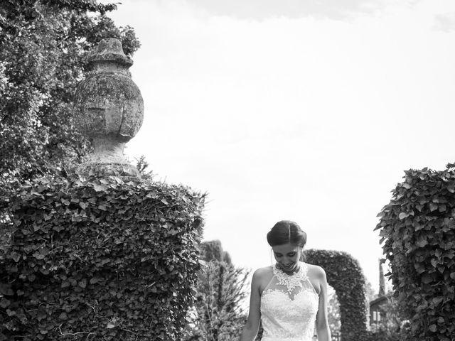 Le mariage de Vincent et Cécilia à Peyrillac-et-Millac, Dordogne 4