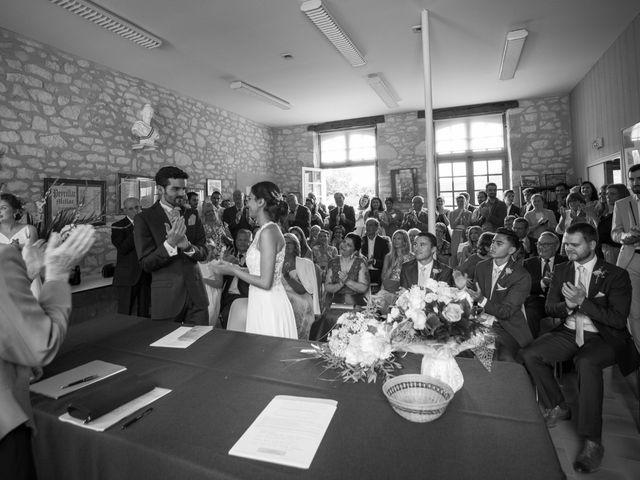 Le mariage de Vincent et Cécilia à Peyrillac-et-Millac, Dordogne 2