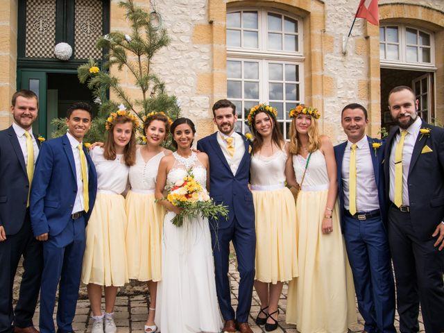 Le mariage de Vincent et Cécilia à Peyrillac-et-Millac, Dordogne 7