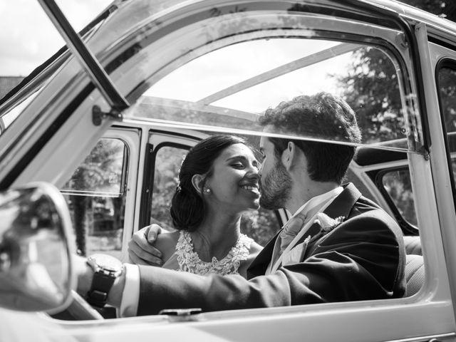 Le mariage de Vincent et Cécilia à Peyrillac-et-Millac, Dordogne 9
