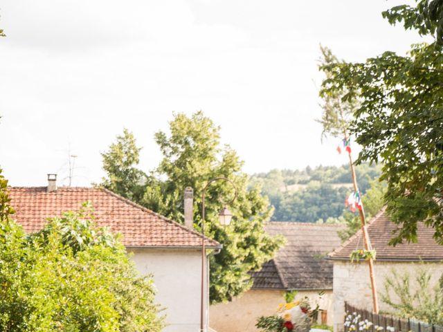 Le mariage de Vincent et Cécilia à Peyrillac-et-Millac, Dordogne 10