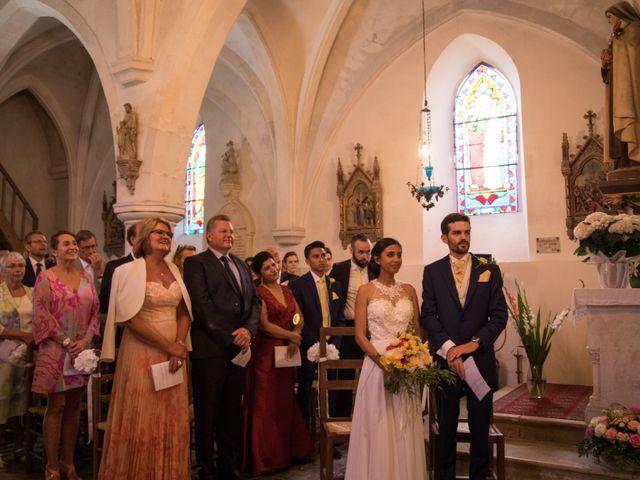 Le mariage de Vincent et Cécilia à Peyrillac-et-Millac, Dordogne 12