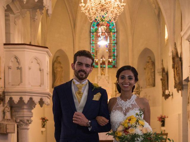 Le mariage de Vincent et Cécilia à Peyrillac-et-Millac, Dordogne 13