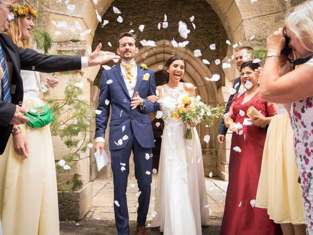 Le mariage de Vincent et Cécilia à Peyrillac-et-Millac, Dordogne 14