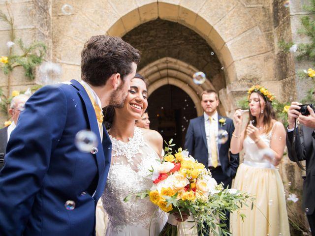 Le mariage de Vincent et Cécilia à Peyrillac-et-Millac, Dordogne 15