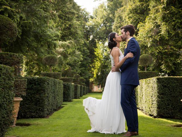 Le mariage de Vincent et Cécilia à Peyrillac-et-Millac, Dordogne 18