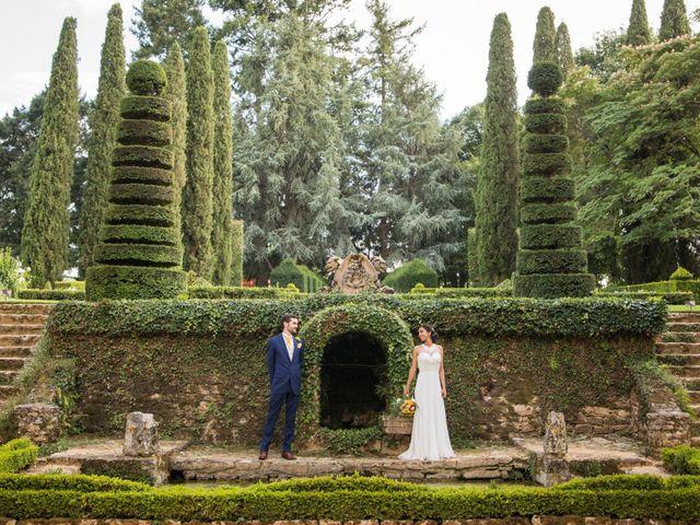 Le mariage de Vincent et Cécilia à Peyrillac-et-Millac, Dordogne 19
