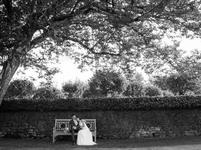 Le mariage de Vincent et Cécilia à Peyrillac-et-Millac, Dordogne 20