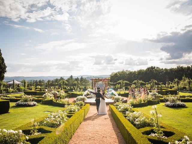 Le mariage de Vincent et Cécilia à Peyrillac-et-Millac, Dordogne 25