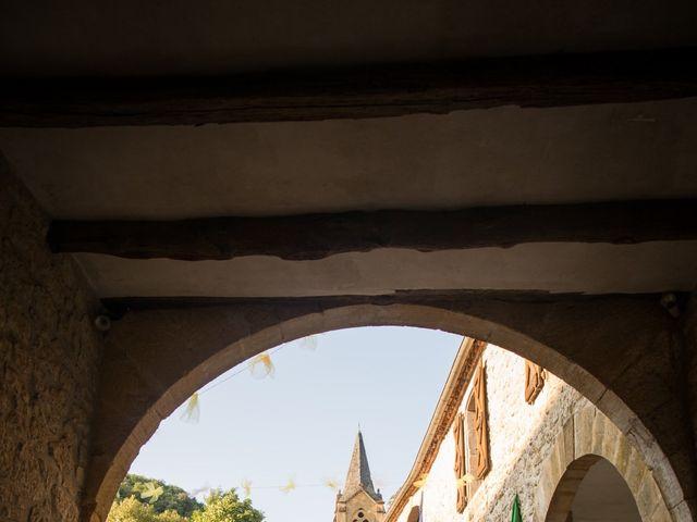 Le mariage de Vincent et Cécilia à Peyrillac-et-Millac, Dordogne 27