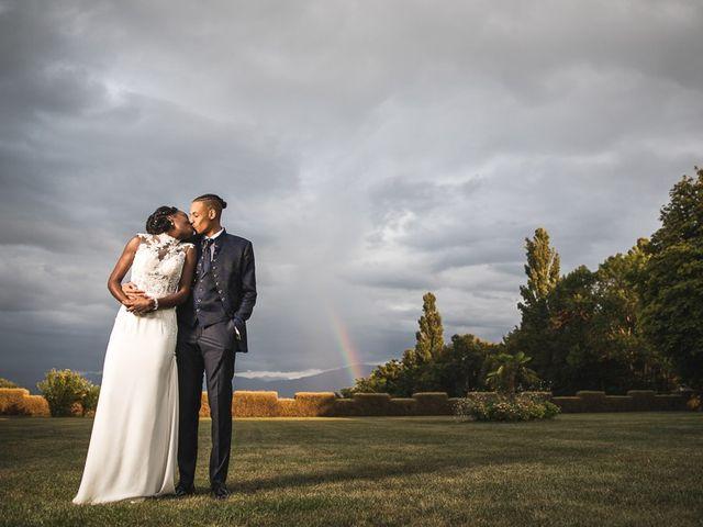 Le mariage de Eshan et Sara