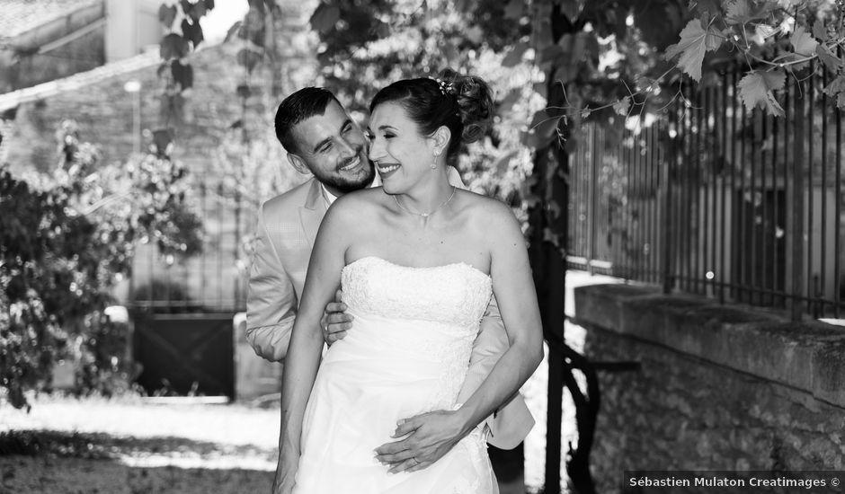 Le mariage de Loïc et Jade à Calvisson, Gard