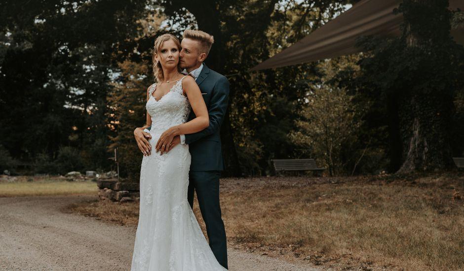 Le mariage de Benjamin et Laetitia à Thanvillé, Bas Rhin