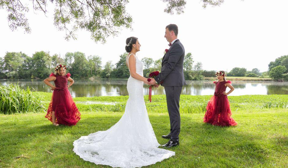 Le mariage de Hedi et Inès à Châtres-sur-Cher, Loir-et-Cher