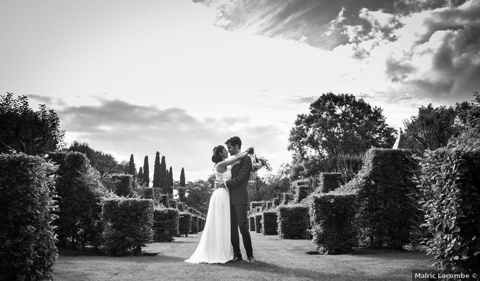 Le mariage de Vincent et Cécilia à Peyrillac-et-Millac, Dordogne